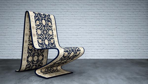 image طراحی مدرن صندلی مناسب خانه های سنتی