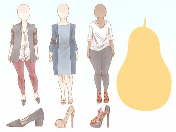 image آموزش تصویری لباس پوشیدن متناسب با استایل بدنی