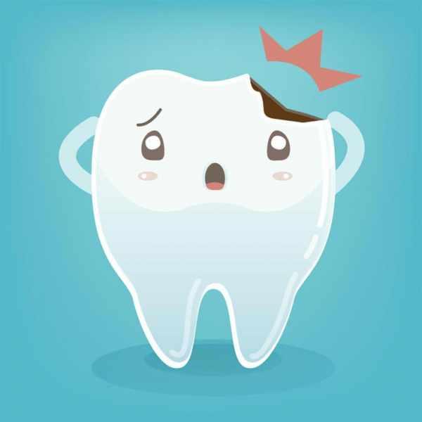 image معری خوراکی های دشمن زیبایی دندان ها