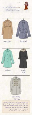 image, لباس متناسب با فرم بدن و استایل خاص خود بپوشید