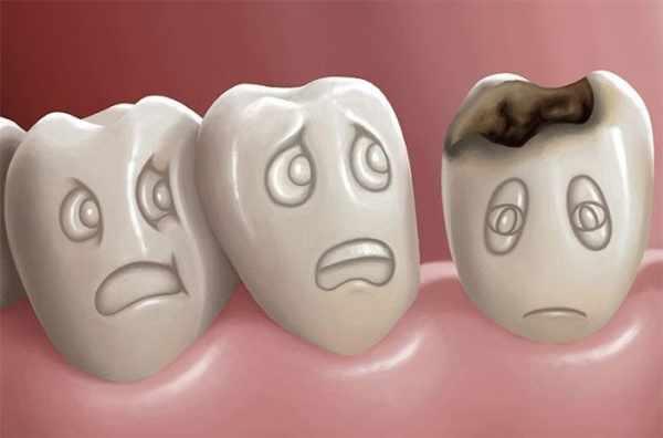 image روغن نارگیل جادویی برای داشتن دندان های زیبا و سالم