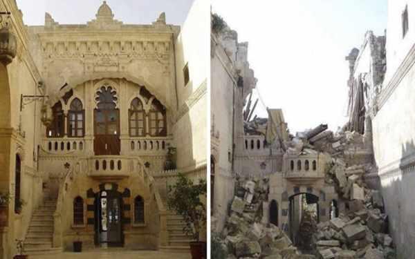 image عکس و توضیحات جاهای دیدنی شهر حلب سوریه
