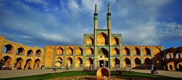 image عکس های دیدنی و توضیحات مناطق زیبای استان یزد
