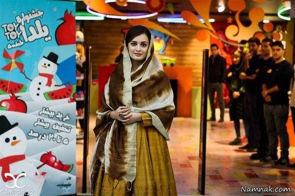 image تصاویر دیدنی دیا میرزا هنرپیشه فیلم سلام بمبئی در ایران