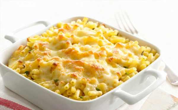 image آموزش پخت ساده و آسان ماکارونی و پنیر