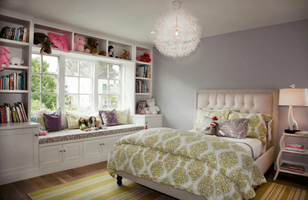 image تصاویری که به شما در دکور و چیدمان اتاق فرزندتان کمک میکند