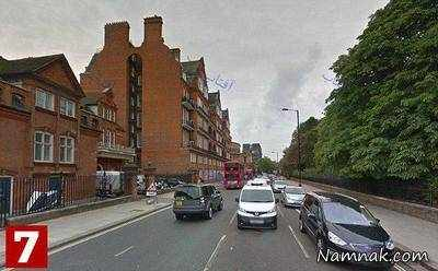 image عکس های دیدنی از خیابان های شیک انگلستان و خانه های سلطنتی