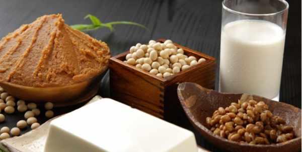 image مقایسه پروتئین وی با پروتئین سویا