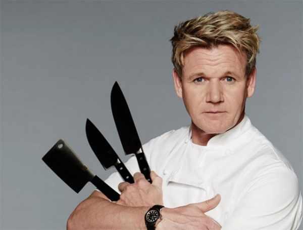 image عکس و زندگینامه پولدارترین آشپز مرد جهان
