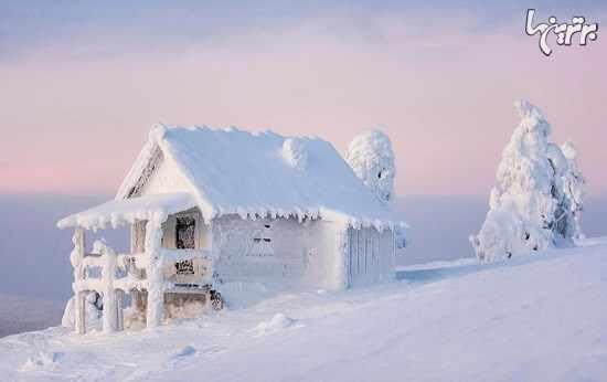 image زیباترین سرزمین جهان در زمان کریسمس