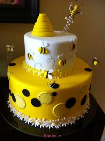 image مدل های فوق العاده زیبای تزیین کیک