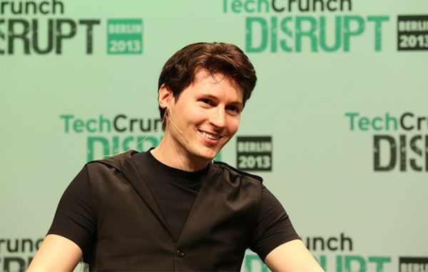 image آیا دوست دارید سازنده برنامه تلگرام را ببینید