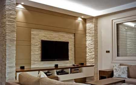 image معرفی و عکس دیوارپوش های مدرن برای دیوارهای آپارتمان