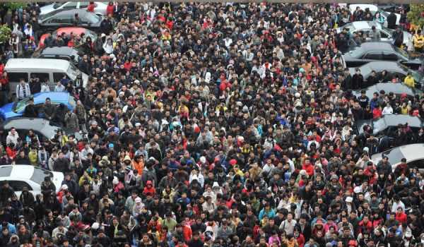 image اطلاعات خواندنی درباره کشور پر جمعیت چین
