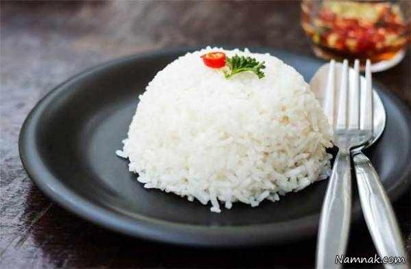 image خوردن برنج سفید به طور روزانه چه خطراتی برای سلامتی دارد