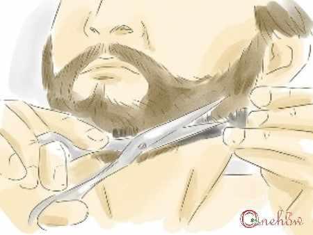 image آموزش تصویری گذاشتن ریش و مرتب کردن