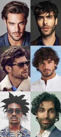 image, آموزش انتخاب مدل ریش متناسب با کوتاهی و بلندی موی سر