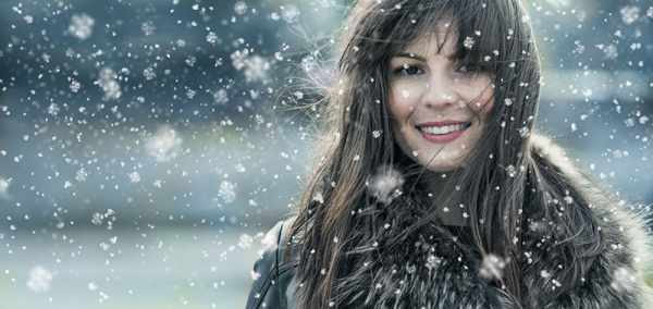 image چه کنیم تا موها در هوای سرد شاداب باشند
