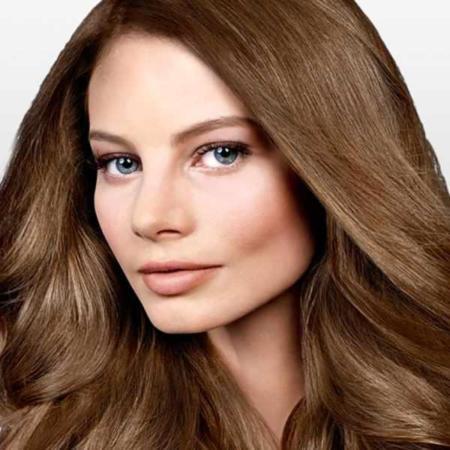 image آموزش رنگ کردن مو به تمام رنگ های مورد علاقه با مواد طبیعی