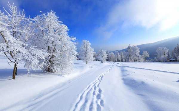 image متن کامل انشا یک صفحه ای درباره فصل زمستان