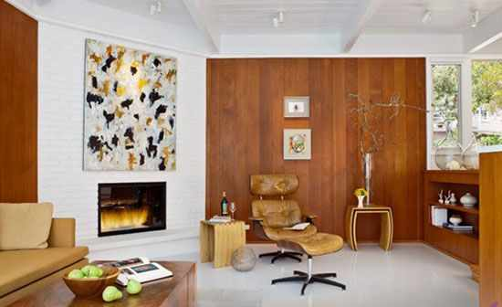 image دکور دیوارهای پشت مبلمان و کاناپه با ایده های جالب