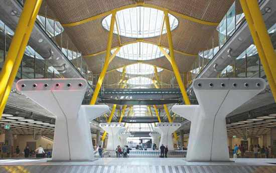 image عکس های دیدنی از معروف ترین و شیک ترین فرودگاه ها