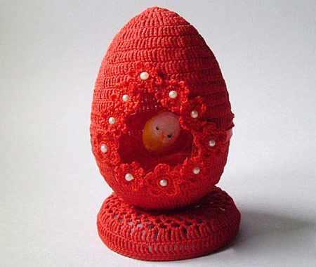 image, ایده های جالب و دیدنی تزیین زیبای تخم مرغ هفت سین