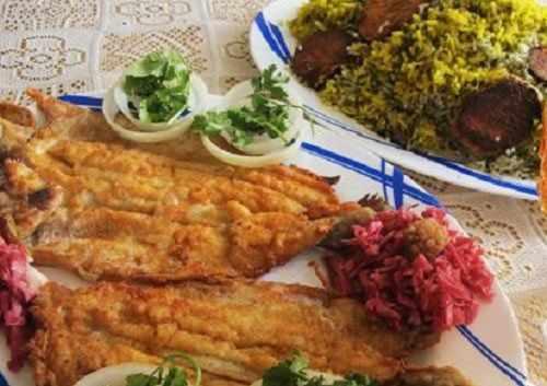 image, آموزش پخت سبزی پلو با ماهی به روش اصلی برای شب عید