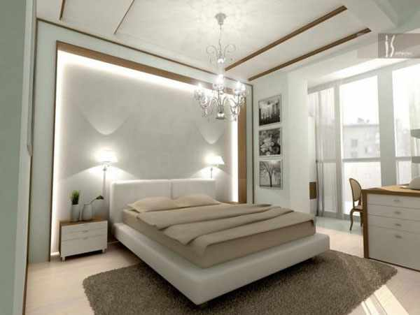 image دکوراسیون اتاق خواب به سبک کشور فرانسه