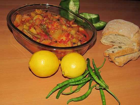 image دستورهای مخصوص سرآشپز برای غذاهای ترکیه ای