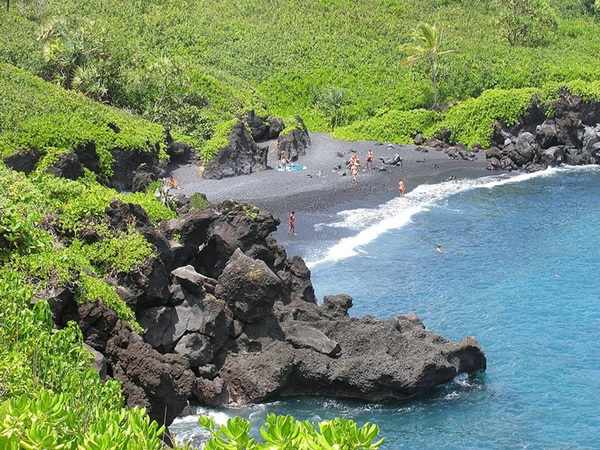 image تصاویر زیبای جزیزه مائویی در اقیانوس آرام