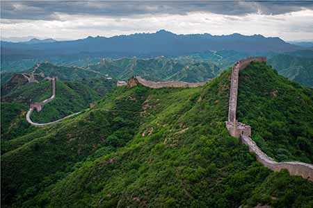 image تصاویر دیدنی و توضیحات جالب درباره دیوار چین