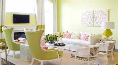 image بهترین رنگ برای استفاده در دکوراسیون داخلی خانه