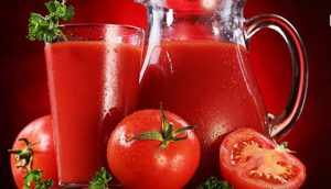 image درمان قطعی مشکل یبوست با خوردن آب گوجه فرنگی