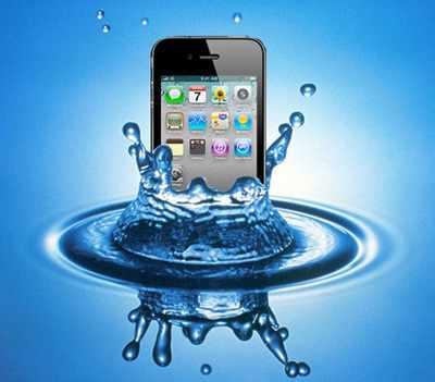 image تمام راه حل های ممکن اگر گوشی اندرویدی شما خیس شد