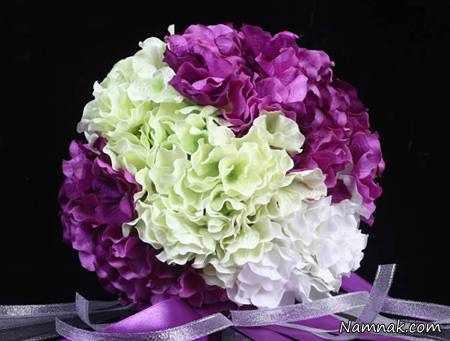 image عکس مدل های جدید برای دسته گل عروس