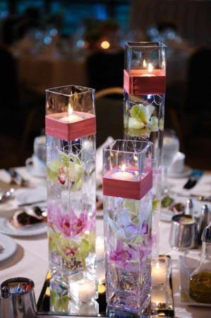 image شمع های زیبا و تزیینی شیک برای دکور منزل