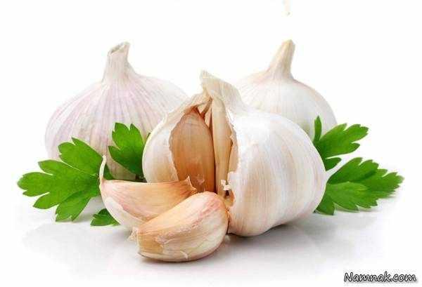image خوردن حبه های سیر پخته در روز برای سلامتی چه فایده ای دارد