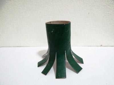 image آموزش تصویری درست کردن هشت پا برای کاردستی مدرسه