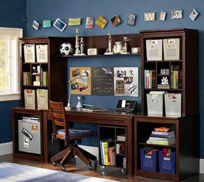 image, ایده های جالب برای دکوراسیون اتاق بچه مدرسه ای ها