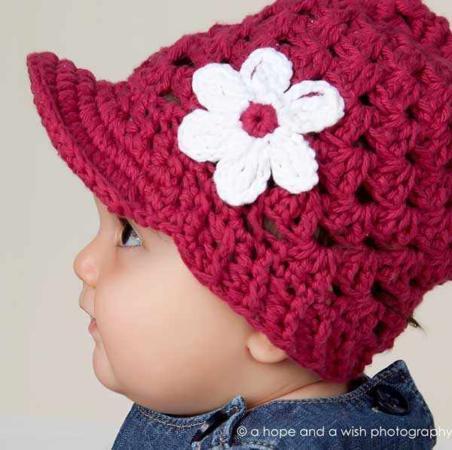 image عکس جدیدترین مدل کلاه برای دختر بچه های کوچک