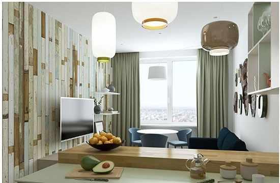 image, آموزش دکور و چیدمان شیک برای آپارتمان های ۶۰ متری