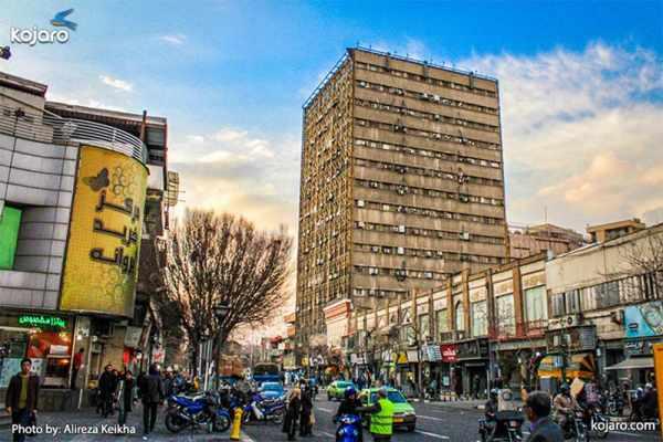 image تهران کجاست از تهران چه می دانید