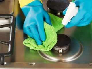 image, آموزش تهیه اسپری خانگی قوی برای نظافت اجاق گاز