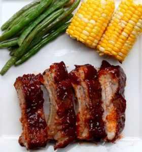 image, آموزش پخت غذای خوشمزه گوشت دنده با سس مخصوص