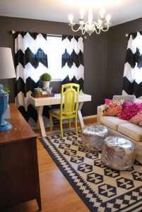 image, آموزش تصویری تزیین تمام دیوارهای خانه با عکس