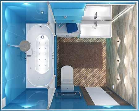 image ایده های دکور سرویس بهداشتی های کوچک