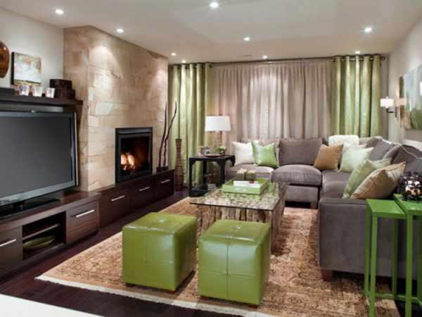 image مدل های شیک و جدید نورپردازی اتاق خواب و سالن پذیرایی