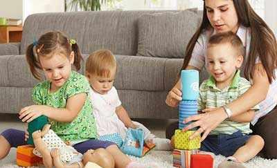 image راه های سرگرم کردن بچه های کوچک بدون تماشای تلویزیون