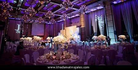 image, آشنایی با کریستال آرایی در جشن های عروسی